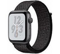 Apple Watch Series 4 Nike+ 40mm Space Gray Case / Black Loop viedā aproce