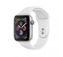 Apple Watch Series 4 - Silver - Aluminium - White Sport Band​​​ - 40mm