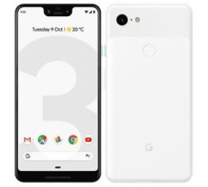 Google Pixel 3 LTE 64GB clearly white