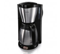 Philips Daily Collection Coffee maker HD7546/20 With Black & metal (HD7546/20)