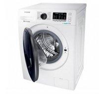 SAMSUNG Veļas mazgājamā mašīna Ecobubble™ Add Wash,   / 1200 apgr./min. (WW80K5210UW/LE)
