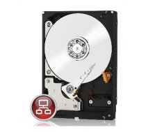 Cietais disks WD 4TB Red (WD40EFRX)