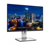"""Dell U2415 24 """", IPS, Full HD, 1920 x 1200 pixels, 16:10, 6 ms, 300 cd/m², Black, 2xHDMI,MHL,mDP,DP,6xUSB, Warranty 36 month(s) (210-AEVE)"""