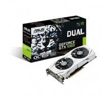 ASUS DUAL-GTX1060-O6G GeForce GTX 1060 6 GB GDDR5 (DUAL-GTX1060-O6G)