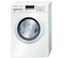Bosch Washing machine WLG24260BY Front loading, Washing capacity 5 kg, 1200 RPM, A+++, Depth 40 cm, Width 60 cm, White, LED, Display, (WLG24260BY)