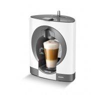 Krups KP1101 coffee maker Freestanding Pod coffee machine White 0.6 L (KP1101)