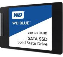 WESTERN DIGITAL SSD cietais disks WD Blue,   / 2 TB (WDS200T2B0A)