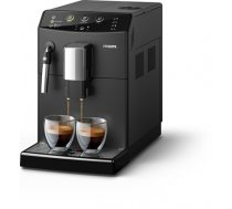 Philips 3000 series Espresso machine HD8827/09 Built-in milk frother, Fully automatic, 1850 W, Black (HD8827/09)