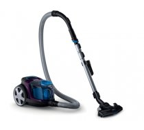 Philips Vacuum cleaner PowerPro Compact FC9333/09 Warranty 24 month(s), Bagless, Purple, 650 W, 1.5 L, AAA, A, C, A, 79 dB, (FC9333/09)