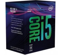 Intel i5-8600K, 3.6 GHz, LGA1151, Processor threads 6, Packing Retail, Processor cores 6, Component for PC (BX80684I58600K)