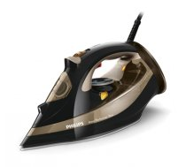 Philips Iron GC4527/00 Steam Iron, 2600 W, Water tank capacity 300 ml, Continuous steam 50 g/min, Steam boost performance 220 g/min,  Black/Brown (GC4527/00)