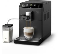 Philips 3000 series Super-automatic Espresso machine HD8829/09  Built-in milk frother, Fully automatic, 1850 W, Black (HD8829/09)
