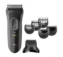 Braun 3000BT beard trimmer Wet & Dry Gray (3000BT)