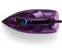Philips Azur Advanced Steam Iron with OptimalTEMP technology GC4934/30 3000W 55 g/min continuous steam 230g (GC4934/30)