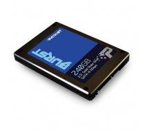 Patriot SSD Burst 240GB 2.5'' SATA III read/write 555/500 MBps, 3D NAND Flash (PBU240GS25SSDR)