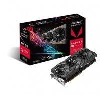 ASUS ROG-STRIX-RXVEGA56-O8G-GAMING Radeon RX Vega 56 8 GB High Bandwidth Memory 2 (HBM2) (90YV0B50-M0NA00)