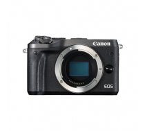 Canon EOS M6 MILC Body 24.2 MP CMOS 6000 x 4000 pixels Black (1724C002)