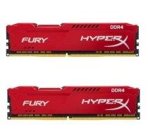 DDR4 Fury Red 16GB/2400 (2*8GB) CL15 (HX424C15FR2K2/16)
