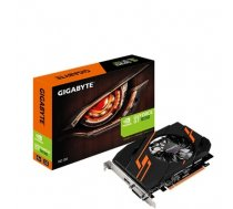 Gigabyte NVIDIA, 2 GB, GeForce GT 1030, GDDR5, PCI Express 3.0, Cooling type Active, Processor frequency 1265 MHz, DVI-D ports quantity 1, HDMI ports quantity 1, Memory clock speed 60 (GV-N1030OC-2GI)