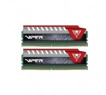 Patriot Viper Elite DDR4 8GB KIT  (2x4GB) 2400MHz CL15-15-15-35 RED (PVE48G240C5KRD)