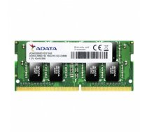 ADATA 8 GB, DDR4, 2666  MHz, Notebook, Registered No (AD4S266638G19-S)
