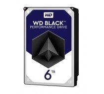 Internal HDD WD Black 3.5'' 6TB SATA3 7200RPM 256MB (WD6003FZBX)