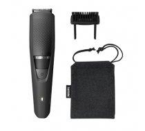 Philips Beard Trimmer BT3226/14 Cordless or corded, Step precise 0.5 mm, 20 lock-in length settings, Black (BT3226/14)