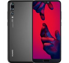 "Huawei P20 Pro (Black) Single SIM 6.1"" LTPS IPS LCD 1080x2240/2.4GHz&1.8GHz/128GB/6GB RAM/Android 8.1/WiFi,4G,BT (P20 PRO 128G BLACK)"