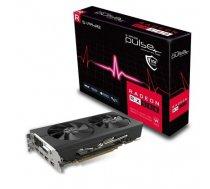 SAPPHIRE PULSE RADEON RX 580 8G GDDR5 DUAL HDMI / DVI-D / DUAL DP OC W/BP (UEFI) (11265-05-20G)