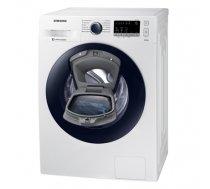SAMSUNG Washing machine WW90K44305W/LE, A+++, 9kg, 1400 aps./min., 55 cm, White color (WW90K44305W/LE)