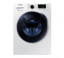 SAMSUNG Veļas mazgājamā mašīna ar žāvētāju Ecobubble™Add Wash,   / 1400 apgr./min. (WD80K5A10OW/LE)