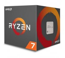 AMD Ryzen 7 2700, 3.2 GHz, AM4, Processor threads 16, Packing Retail, Cooler included, Processor cores 8, Component for PC (YD2700BBAFBOX)