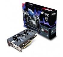 SAPPHIRE NITRO+ RADEON RX 580 4G GDDR5 DUAL HDMI / DVI-D / DUAL DP W/BP (UEFI) (11265-07-20G)