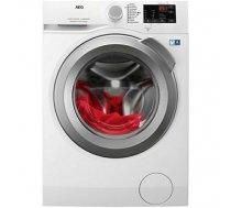 AEG veļas mazgājamā mašīna  - 8 kg, 1400 rpm, LCD (L6FBI48S)
