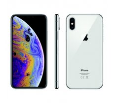 "Apple iPhone XS Max Silver, 6.5 "", Super AMOLED, 1242 x 2688 pixels, Apple, A12 Bionic, Internal RAM 4 GB, 64 GB, Single SIM, 3G, 4G, Main camera Dual 12+12 MP, Secondary camera 7 MP, iOS, (MT512ET/A)"
