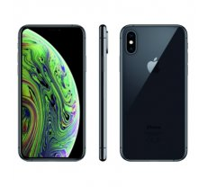 "Apple iPhone XS Max Space Grey, 6.5 "", Super AMOLED, 1242 x 2688 pixels, Apple, A12 Bionic, Internal RAM 4 GB, 64 GB, Single SIM, 3G, 4G, Main camera Dual 12+12 MP, Secondary camera 7 MP,  (MT502ET/A)"