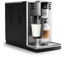 Philips Espresso Coffee maker EP5335/10 Built-in milk frother, Fully automatic, Stainless steel / black (EP5335/10)