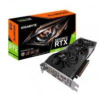 Gigabyte NVIDIA, 8 GB, GeForce RTX 2070, GDDR6, PCI Express 3.0, Processor frequency 1740 MHz, HDMI ports quantity 1, Memory clock speed 14000 MHz (GV-N2070GAMING OC-8GC)
