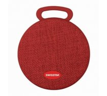 Swissten X-STYLE Portable Speaker Bluetooth 4.0 / 3W / Micro SD / Red (X-STYLE-RE)