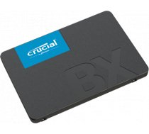 Crucial SSD BX500 480GB, 3D NAND, SATA III 6 Gb/s, 2.5-inch (CT480BX500SSD1)