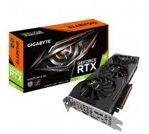 Gigabyte GV-N2080WF3-8GC NVIDIA, 8 GB, GeForce RTX 2080, GDDR6, PCI Express 3.0, Processor frequency 1710 MHz, HDMI ports quantity 1, Memory clock speed 14000 MHz (GV-N2080WF3-8GC)