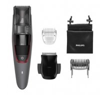Philips Vacuum Beard Trimmer BT7510/15 0.5mm precision settings Self-sharpening metal blades (BT7510/15)