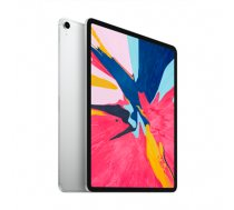 "Apple IPad Pro 2018 11 "", Silver, Liquid Retina display, 2388 x 1668 pixels, A12X Bionic chip with 64-bit architecture; Neural Engine; Embedded M12 coprocessor, 6 GB, 256 GB, Wi-Fi, Rear c (MTXR2HC/A)"