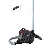 Bosch MoveOn Mini Vacuum cleaner BGC05AAA1 Bagless, Purple, 700 W, 1.5 L, A, A, D, A, 78 dB, (BGC05AAA1)