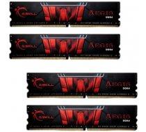 Pamięć RAM DDR4 64GB (4x16GB) Aegis 2400MHz CL15 XMP2  (F4-2400C15Q-64GIS)