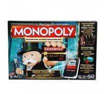 Spēle Monopols ar bankas kartēm LV 8gadi+ (MAN#440570)