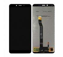 LCD screen Xiaomi Redmi 6 / 6A (black) ORG (TE321117)
