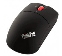 Lenovo ThinkPad Bluetooth Laser Mouse Wireless, Black, Batteries no included (0A36408)