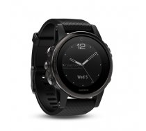 Garmin fenix 5S saphir black with black Armband 42mm (010-01685-11)