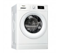 WHIRLPOOL Washing machine FWSG61253W EU 6kg, 1200 rpm, A+++, Depth 42 cm, 6th SENSE (FWSG61253W)
